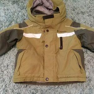 2t Columbia is winter coat